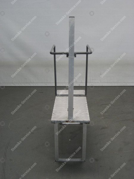 Erhöh Plattform Aluminium | Bild 4