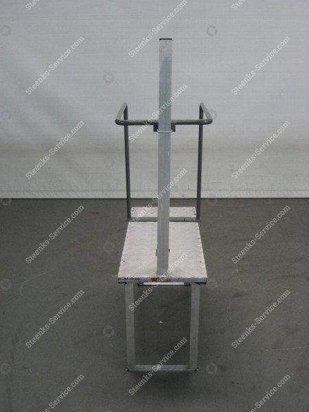 Opzetplateau aluminium | Afbeelding 4