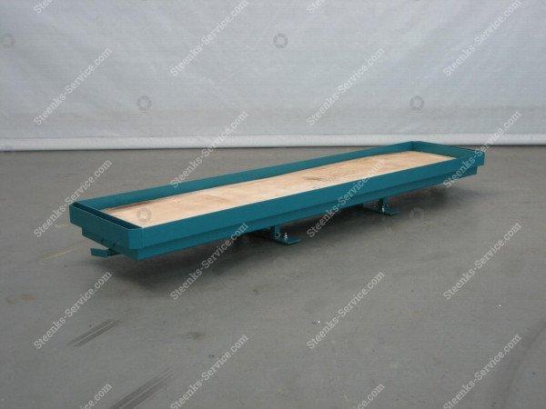Slidable rack for crates BergHortimotive | Image 2