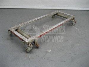 Transportwagen aluminium