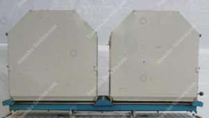 Paprika Trichterentladen Container und