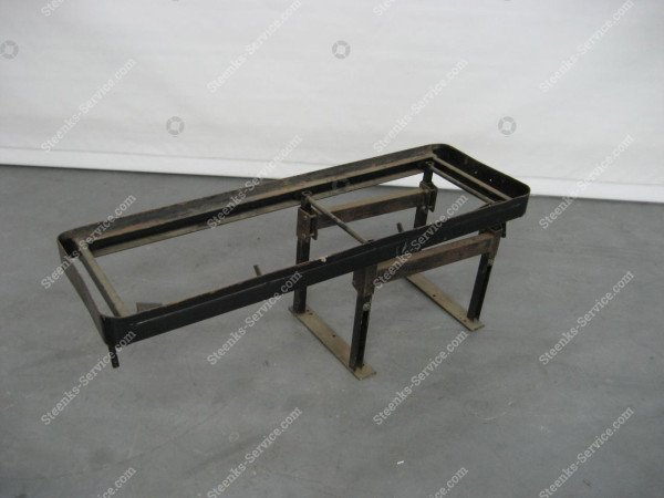 Sliding rack for crates or bottom contai | Image 2