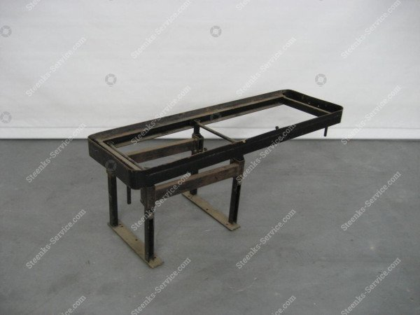 Sliding rack for crates or bottom contai | Image 3