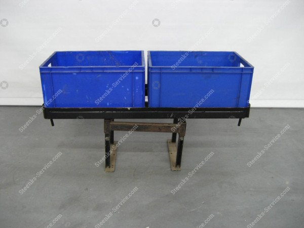 Sliding rack for crates or bottom contai | Image 4