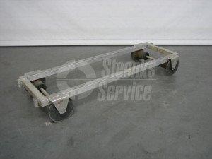Transport trolley aluminium