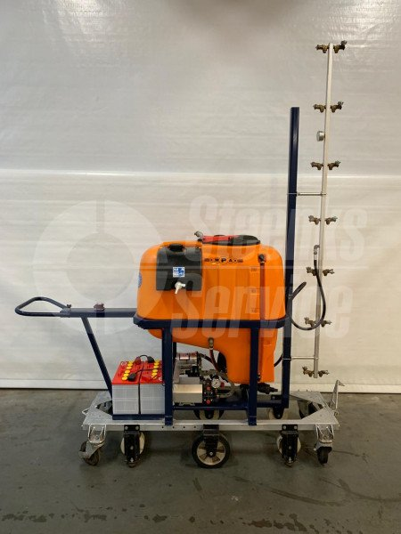 Spray trolley with 200 ltr. tank   Image 4