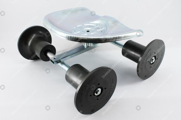 Seat-trolley Berg Hortimotive | Image 7