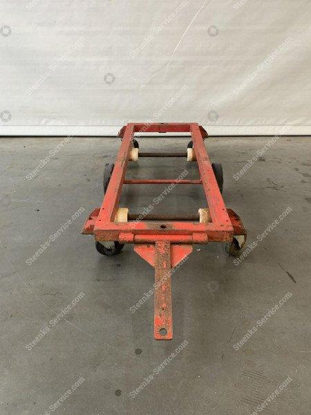 Stahlen Transportierwagen | Bild 2