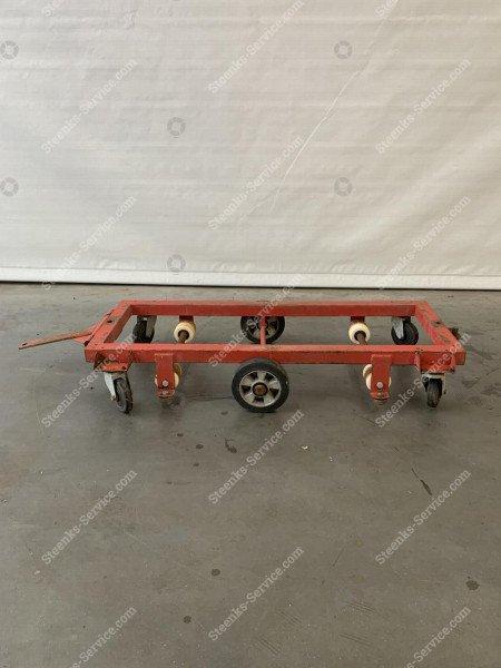 Stahlen Transportierwagen | Bild 3