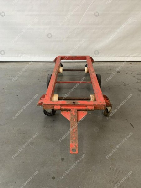 Steel transport trolley | Image 2