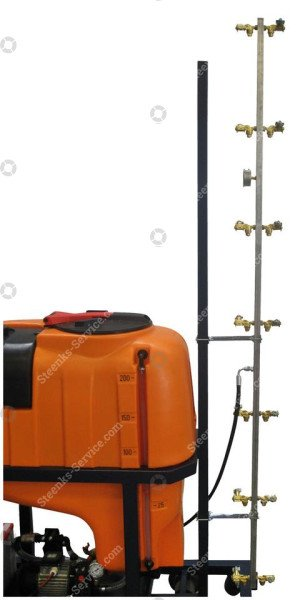 Spray trolley with 200 ltr. tank   Image 3