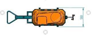 Spuitwagen met 200 ltr. tank | Afbeelding 6