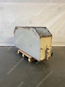 Paprika Trichterentladen Container