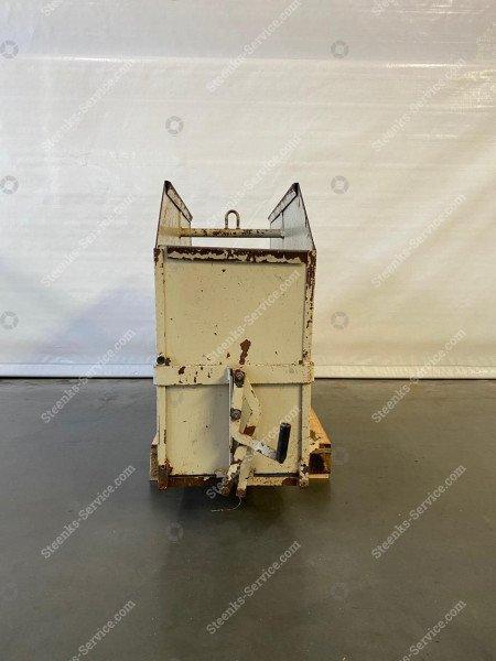 Paprika Trichterentladen Container | Bild 3