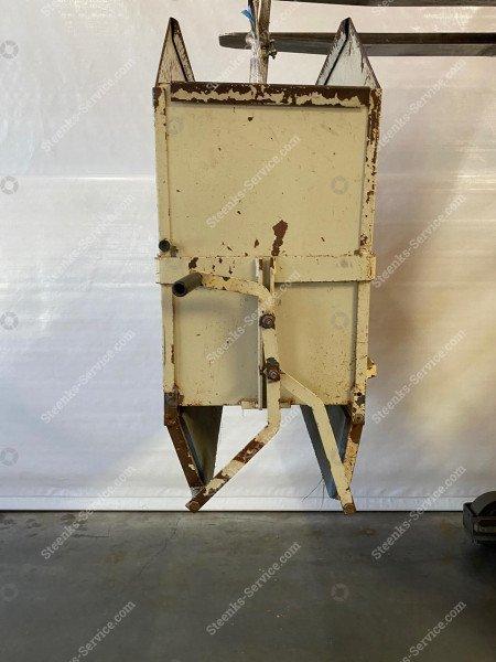 Paprika Trichterentladen Container | Bild 4