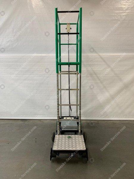 Pipe rail trolley JBL | Image 4