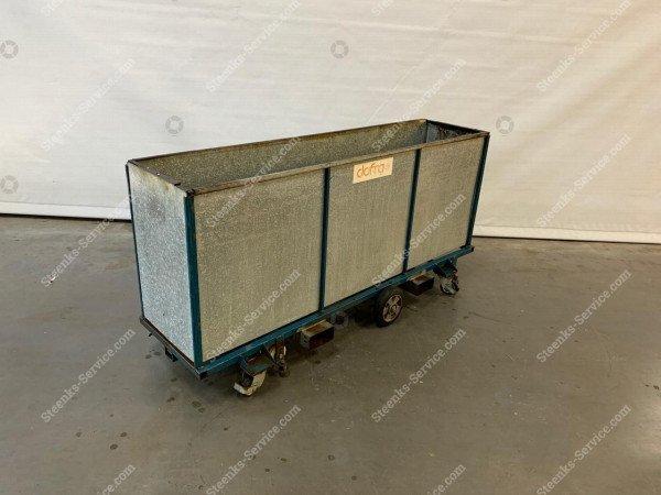 Blad container