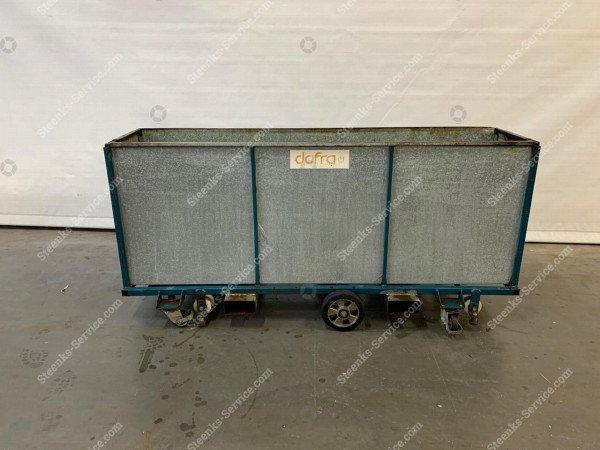 Blad container | Afbeelding 2