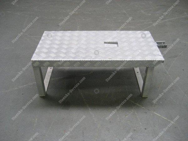 Erhöh Plattform Aluminium | Bild 2