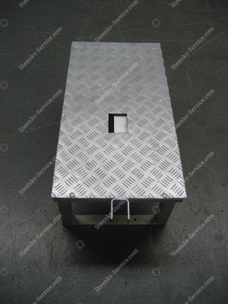 Lift platform aluminium | Image 3