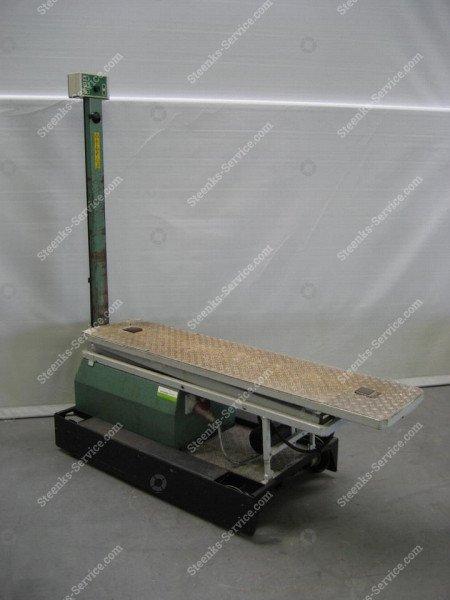 Rohrschienenwagen Buitendijk-Slaman   Bild 2