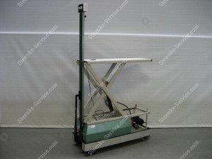 Rohrschienenwagen Buitendijk-Slaman
