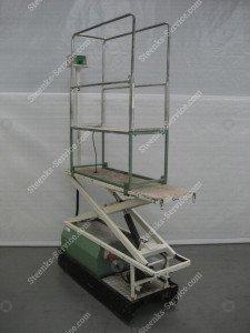 Rohrschienenwagen Buitendijk & Slaman