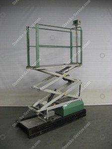 Pipe rail trolley Buitendijk Slaman