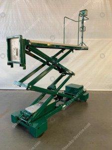 Pipe rail trolley Buitendijk-Slaman