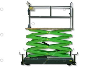 Pipe rail trolley Greenlift GL6400