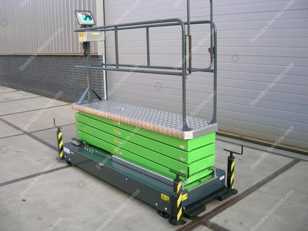 Buisrailwagen GL6400 | Afbeelding 4