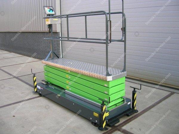 Rohrschienenwagen Greenlift GL6400 | Bild 4