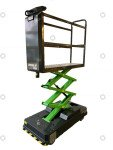 Pipe rail trolley Control Lift 3000