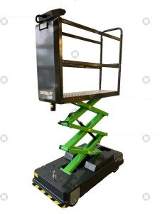 Buisrailwagen Control Lift 3000
