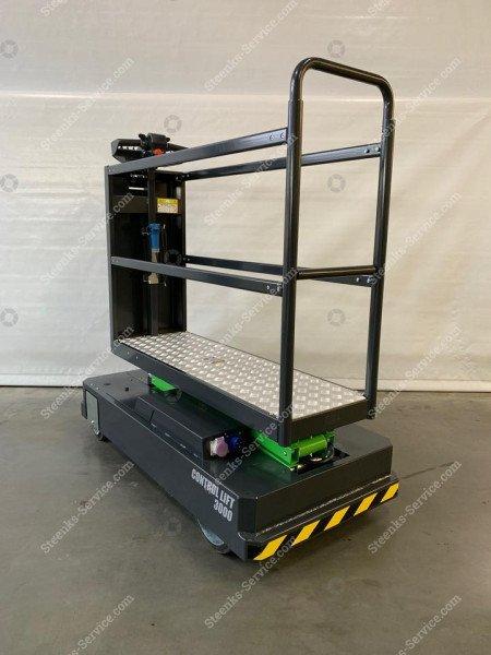 Buisrailwagen Control Lift 3000   Afbeelding 5