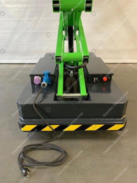 Buisrailwagen Control Lift 3000   Afbeelding 7