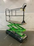 Pipe rail trolley Greenlift GL3500 | Image 9