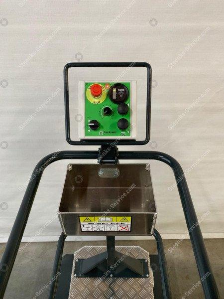 Rohrschienenwagen Greenlift GL3500   Bild 6