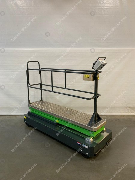 Rohrschienenwagen Greenlift GL3500   Bild 8