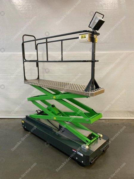 Rohrschienenwagen Greenlift GL3500   Bild 9