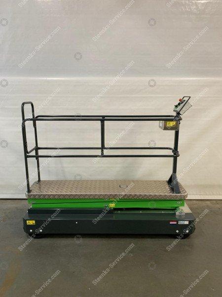 Rohrschienenwagen Greenlift GL3500   Bild 10