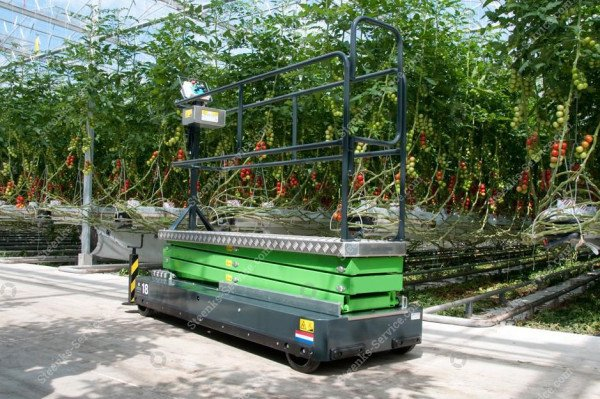 Buisrailwagen Greenlift GL5000 | Afbeelding 3