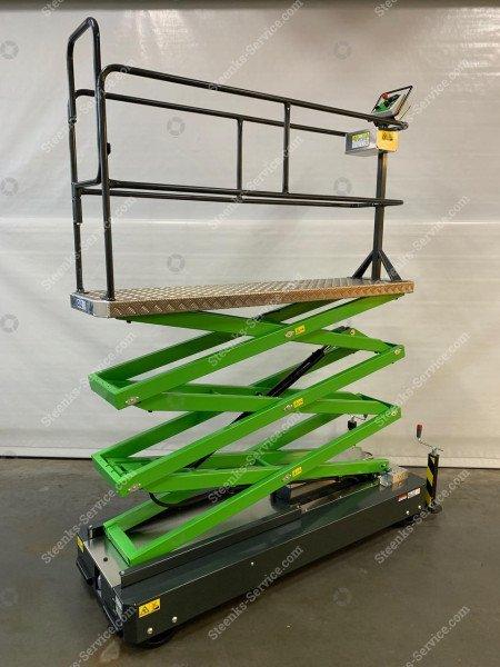 Buisrailwagen Greenlift GL5000   Afbeelding 8