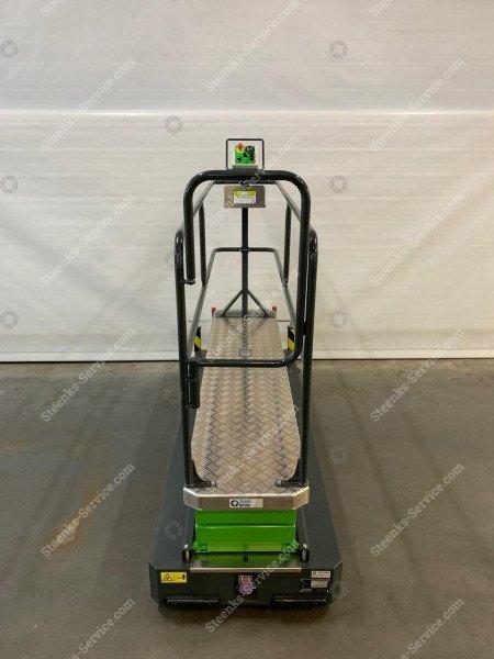 Buisrailwagen Greenlift GL5000   Afbeelding 9