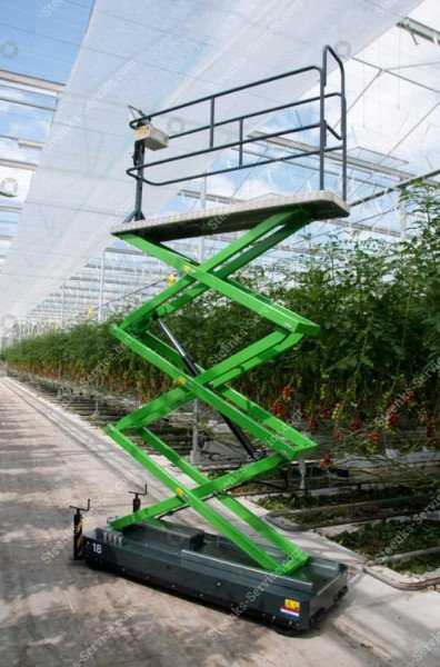 Pipe rail trolley Greenlift GL5000 | Image 4
