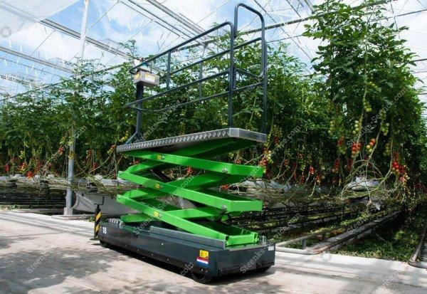 Pipe rail trolley PHC 5000 | Image 2