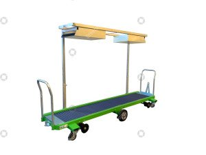 Harvest tomatoes trolley Greencart THC-L