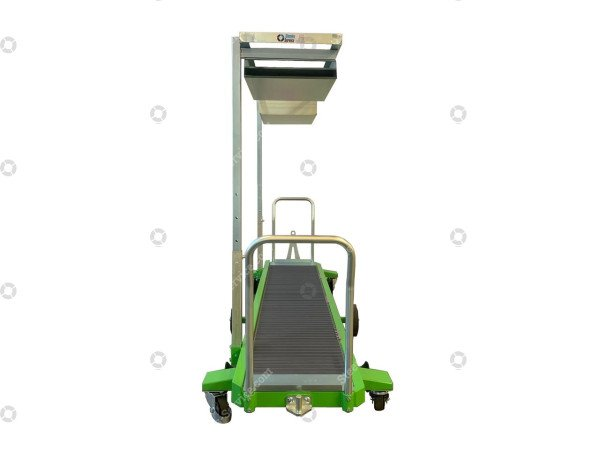 ErntewagenTomaten Greencart THC-L   Bild 2