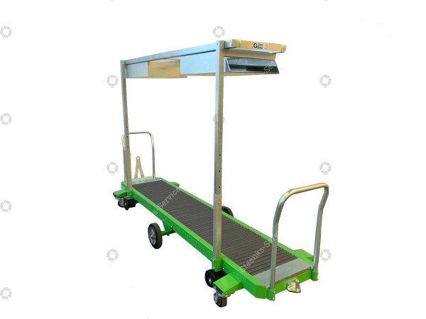 ErntewagenTomaten Greencart THC-L   Bild 3