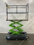 Pipe rail trolley Greenlift GLC3000   Image 3